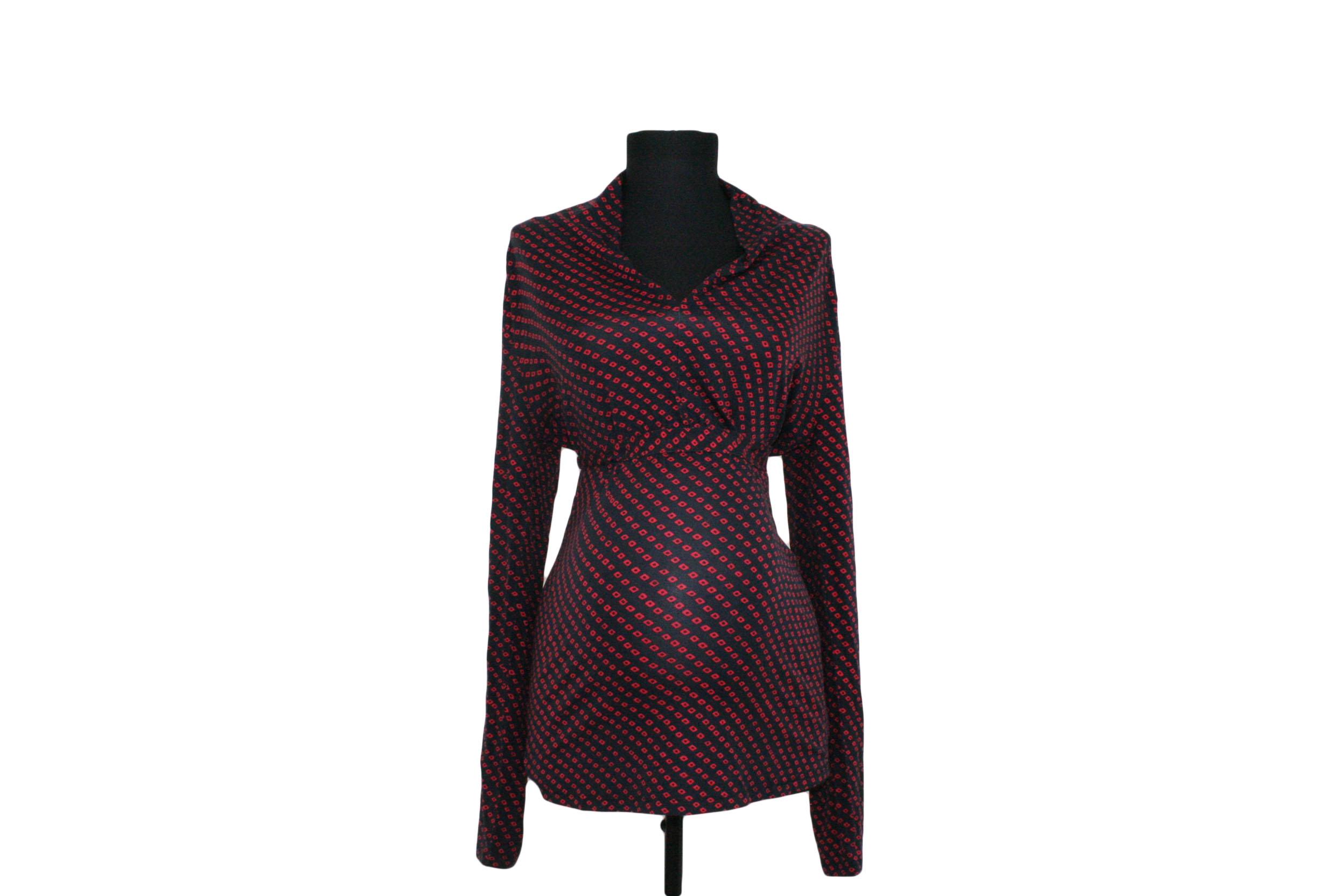 Блуза за бременни Ромб