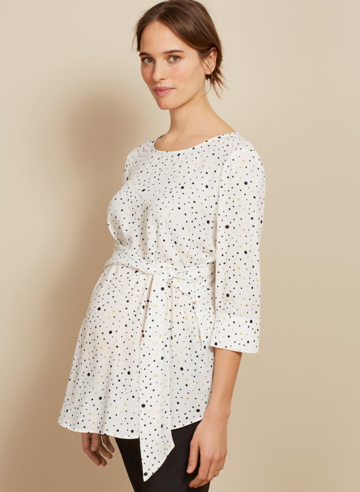Блуза за бременни Изабела Оливър