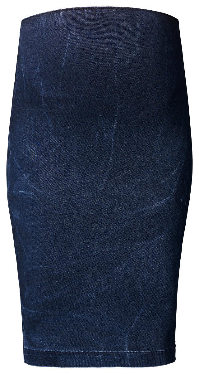 Дънкова пола за бременни Supermom
